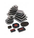 Boîte de 10 recharges de cassettes pré-encrées COLOP 6/CM21A - noir