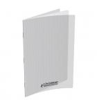 Cahier polypro CONQUERANT CLASSIQUE 48 pages 24 x 32 cm - 5x5