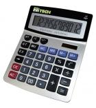 Calculatrice de bureau HITECH - C1541BT - 12 grands chiffres