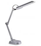 Lampe de bureau fluorescente sur socle ou à pince