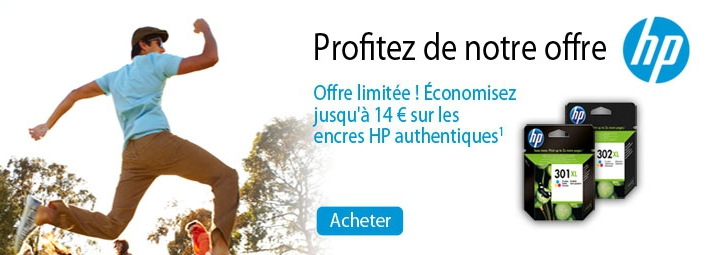 ODR HP Encre
