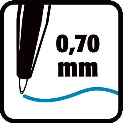 0,70 mm