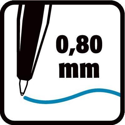 0,80 mm