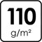 110 g