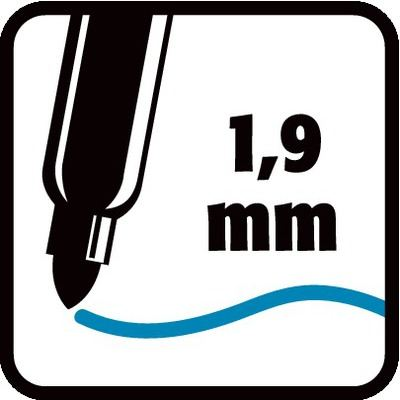 1,9 mm