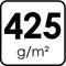 425 g