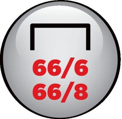 66/6 66/8