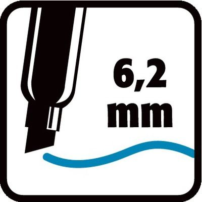 6,2 mm