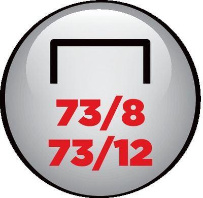 73/8 73/12