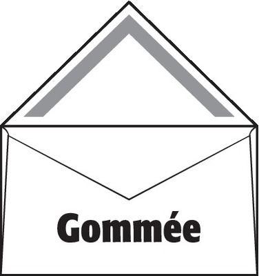 Gommée