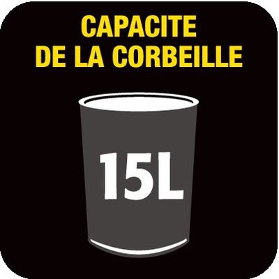 15 litres