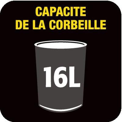 16 litres