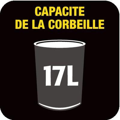 17 litres