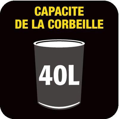 40 litres