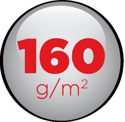 160 g