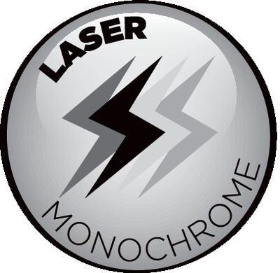Laser monochrome