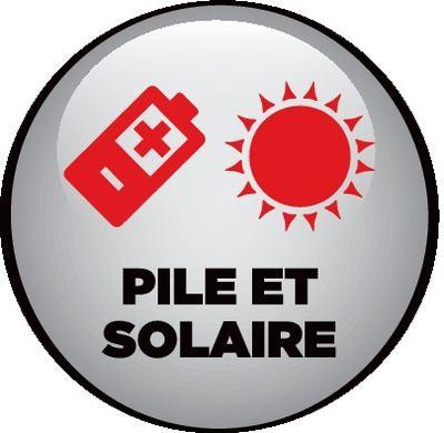 Piles et solaire