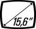 Ecran 15,6''